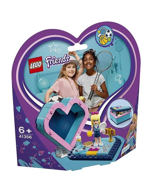 LEGO - Friends 41356 Stephanin srdiečkový box