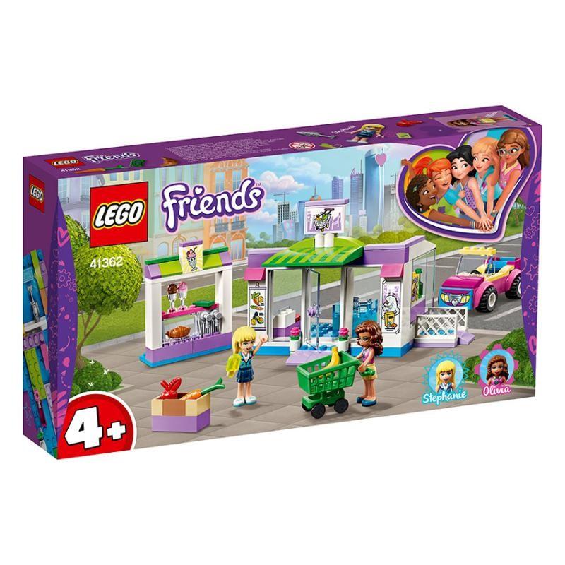 LEGO - Friends 41362 Supermarket v mestečku Heartlake