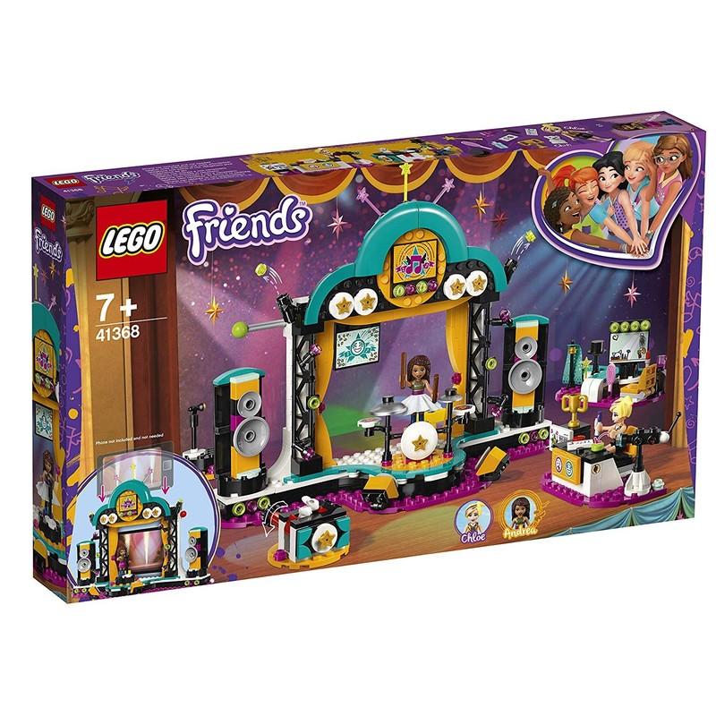 LEGO - Friends 41368 Andreina talentová šou