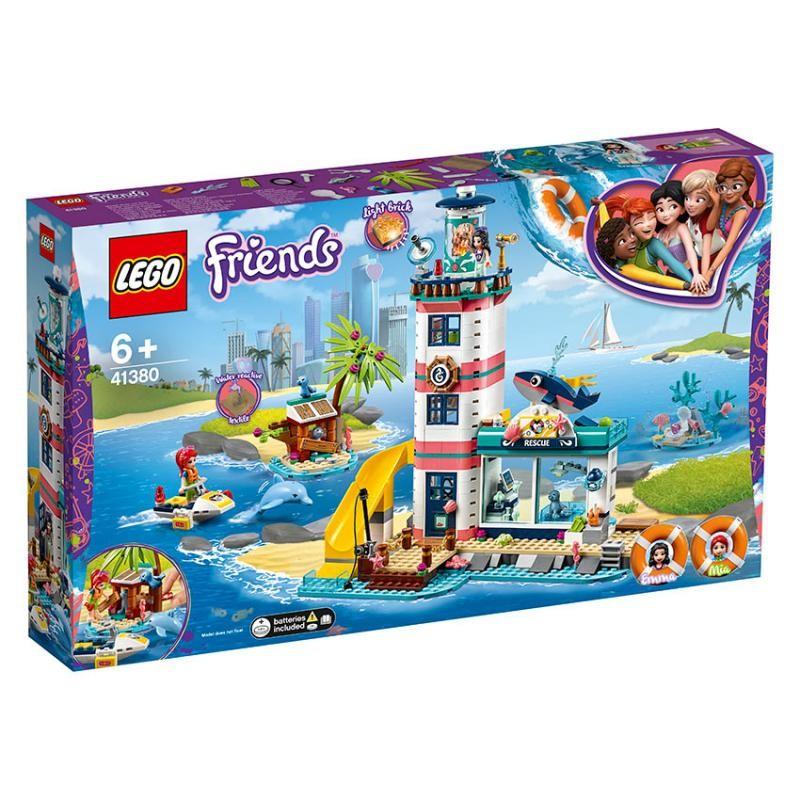 LEGO - Friends 41380 Záchranné centrum pri majáku