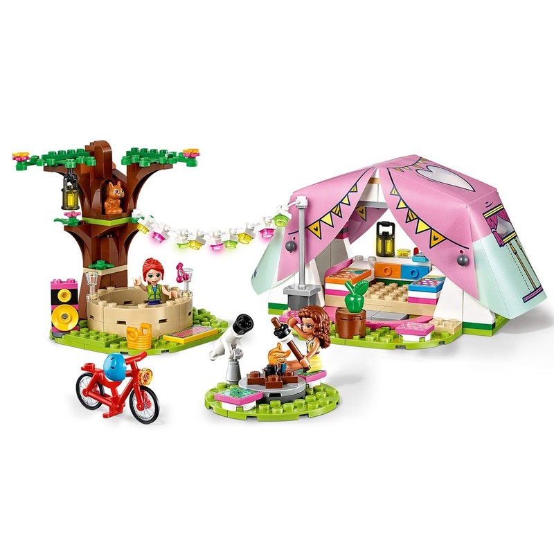 LEGO - Friends 41392 Luxusné kempovanie v prírode