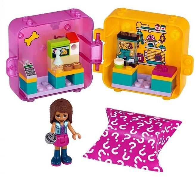LEGO - Friends 41405 Herný boxík: Andrea a zvieratká