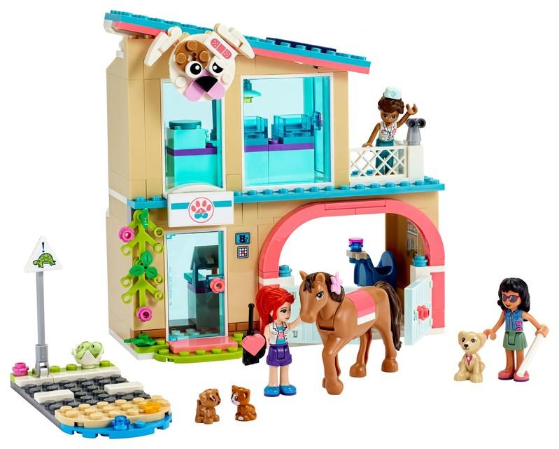 LEGO - Friends 41446 Veterinárna klinika v mestečku Heartlake
