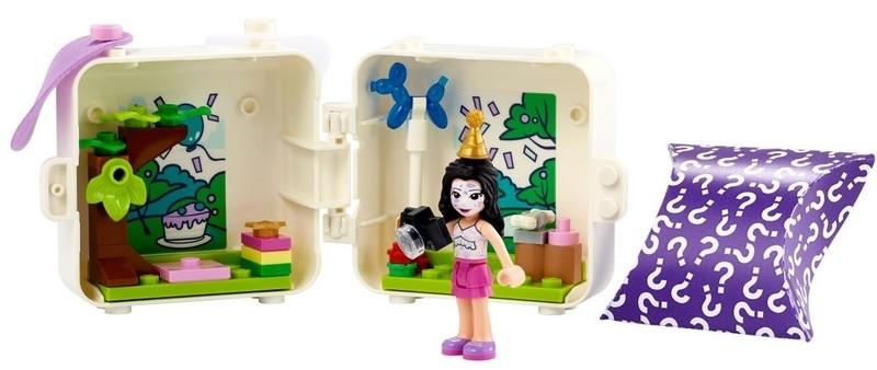 LEGO - Friends 41663 Emma a jej dalmatínsky boxík
