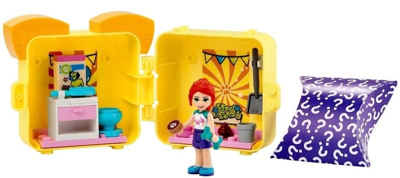 LEGO - Friends 41664 Mia a jej mopsíkový boxík
