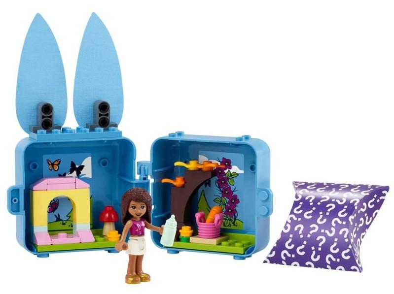 LEGO - Friends 41666 Andrea a jej Králíčková boxík