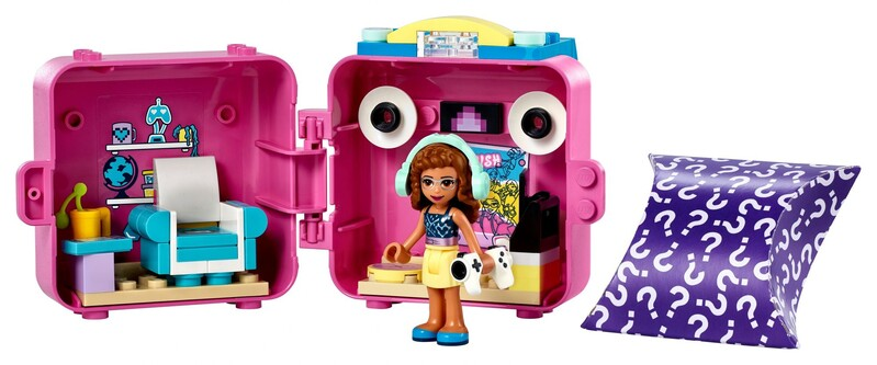 LEGO - Friends 41667 Oliviin herný boxík
