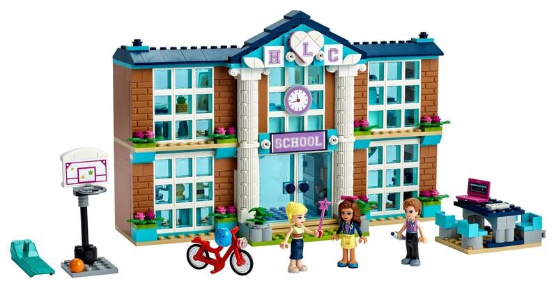 LEGO - Friends 41682 Škola v mestečku Heartlake
