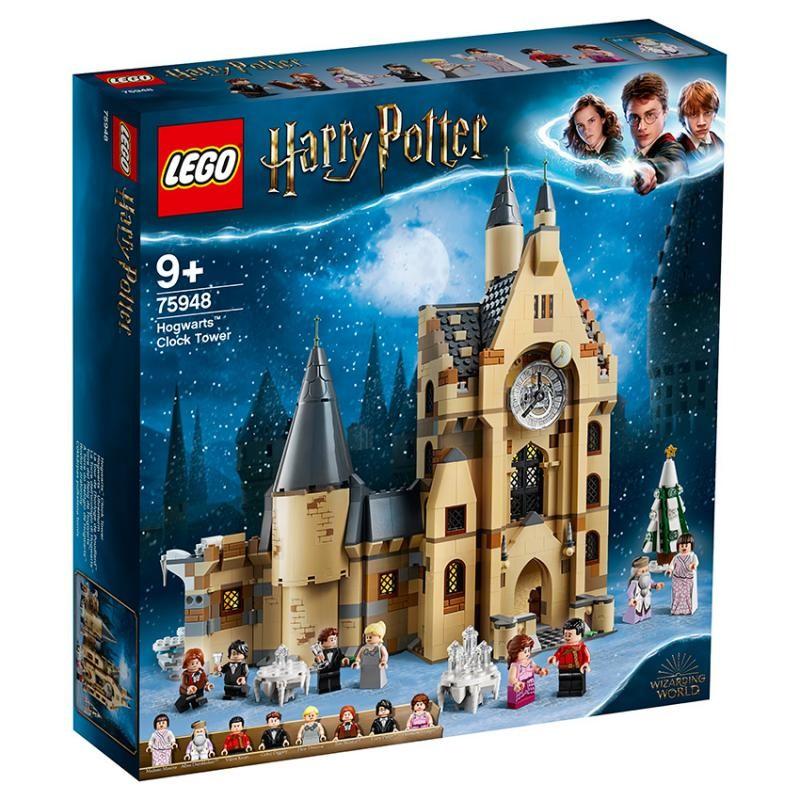 LEGO - Harry Potter™ 75948 Rokfortská hodinová veža