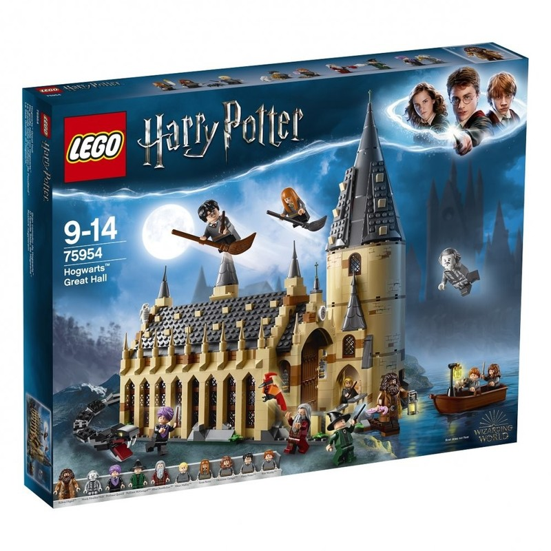 LEGO - Harry Potter 75954 Rokfortská aula