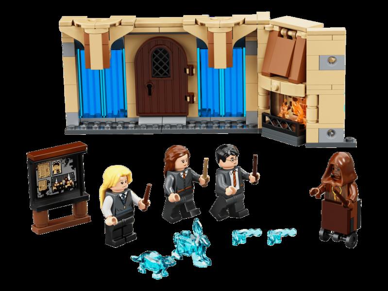 LEGO - Harry Potter™ 75966 Rokfortská núdzová miestnosť