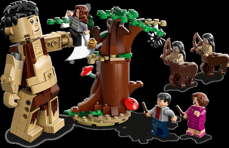 LEGO - Harry Potter™ 75967 Zakázaný les: Stretnutie Grawpa s profesorkou Umbridgeovou