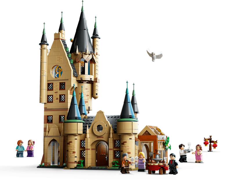 LEGO - Harry Potter™ 75969 Astronomická veža na Rokforte