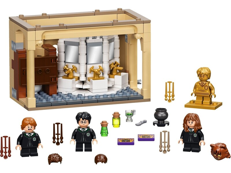 LEGO - Harry Potter™ 76386 Rokfort: nevydarený všehodžús