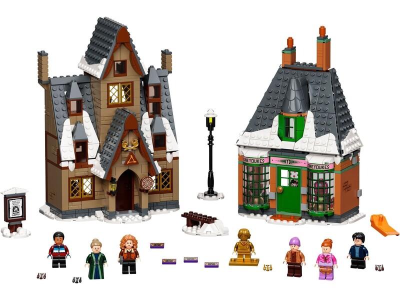 LEGO - Harry Potter™ 76388 Výlet do Rokvillu