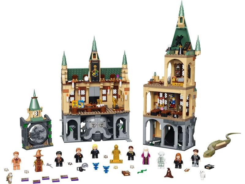 LEGO - Harry Potter™ 76389 Rokfort : Tajomná komnata