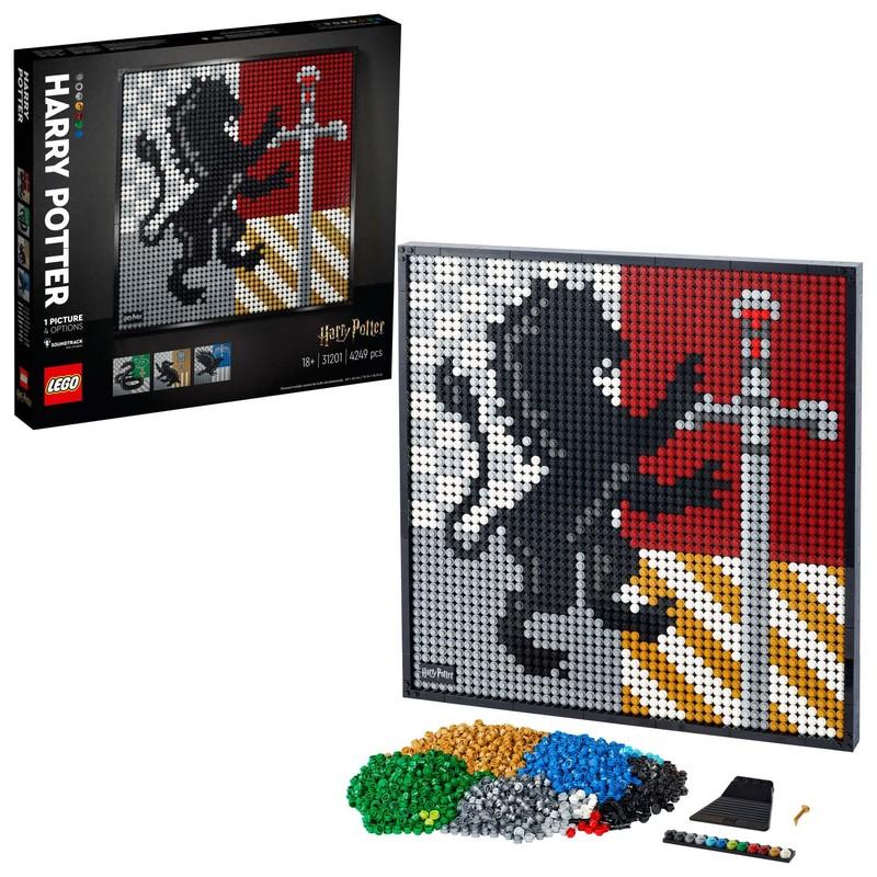 LEGO - Harry Potter™ Erby Rokfortu