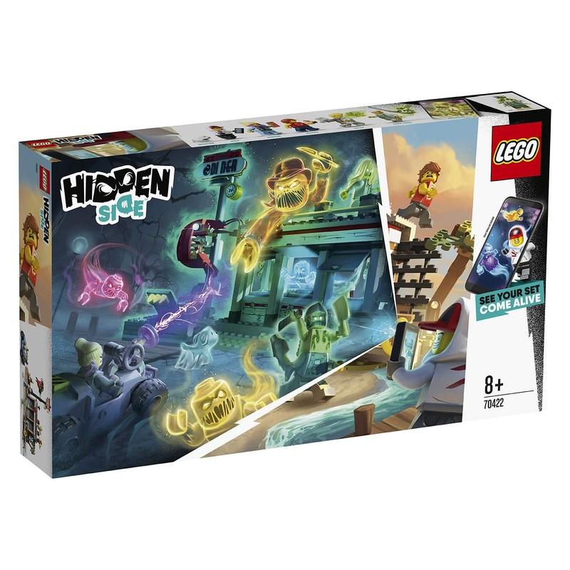 LEGO - Hidden Side 70422 Útok na stánok s krevetami