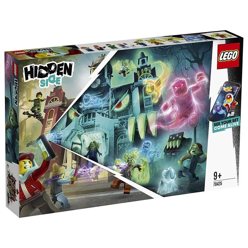 LEGO - Hidden Side 70425 Strašidelná stredná škola v Newbury