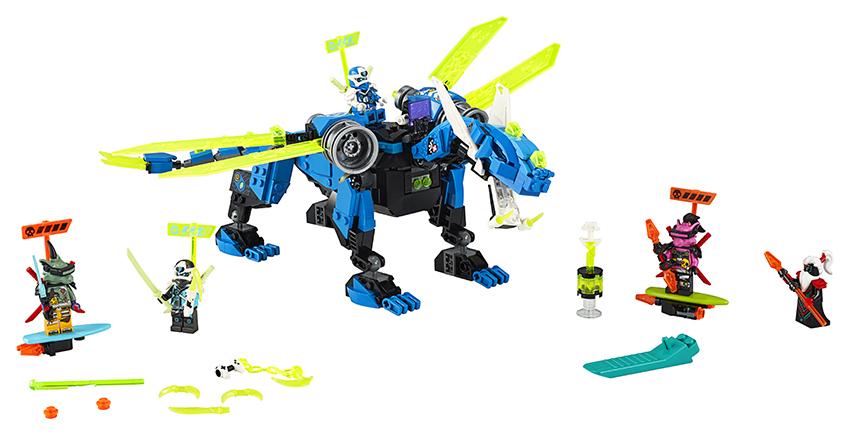 LEGO - Jay A Kyberdrak