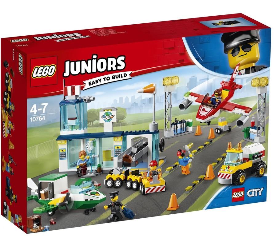 LEGO - Juniors City 10764 Mestské centrálne letisko