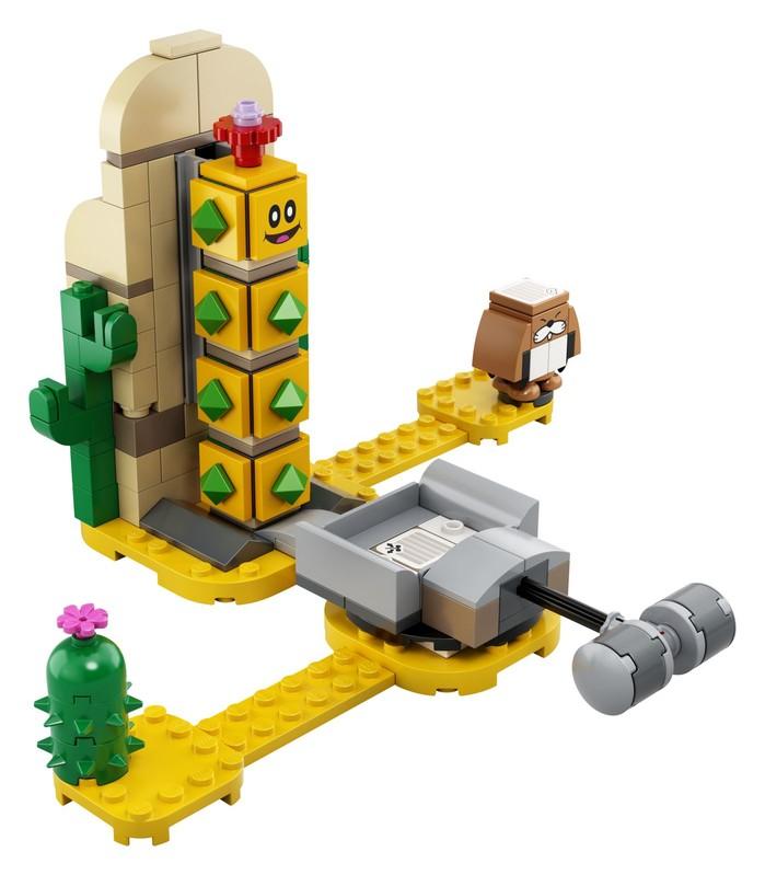 LEGO - Kaktus Pokey na púšti – rozšírujúci set