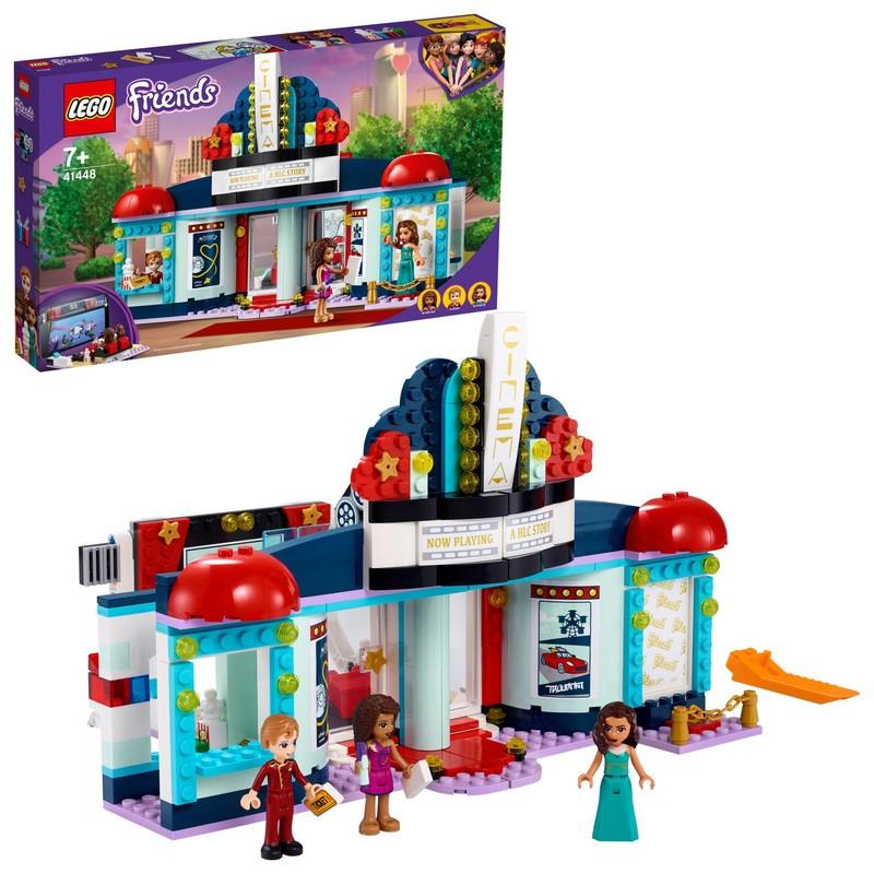 LEGO - Kino v mestečku Heartlake