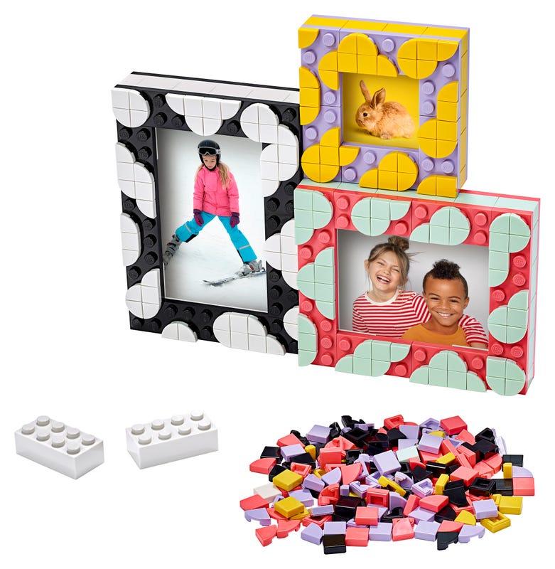 LEGO - Kreatívne rámčeky