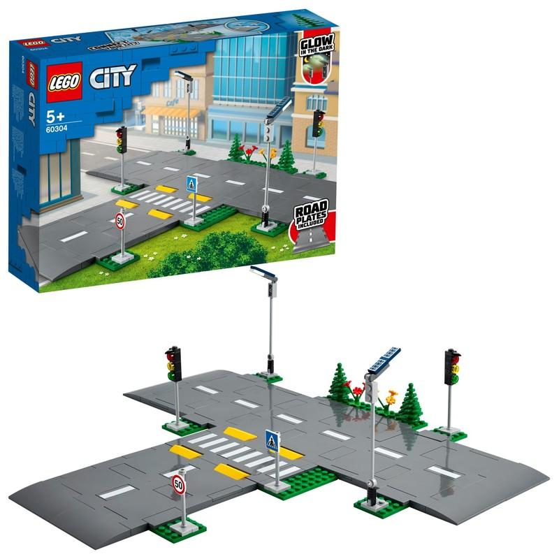 LEGO - Križovatka
