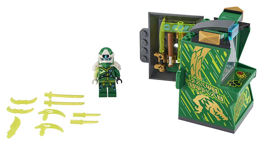 LEGO - Lloydov Avatar - Arkádový Automat