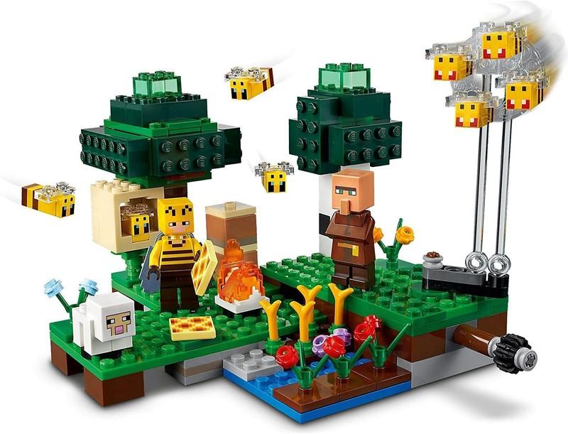 LEGO - Minecraft 21165 Včelia farma
