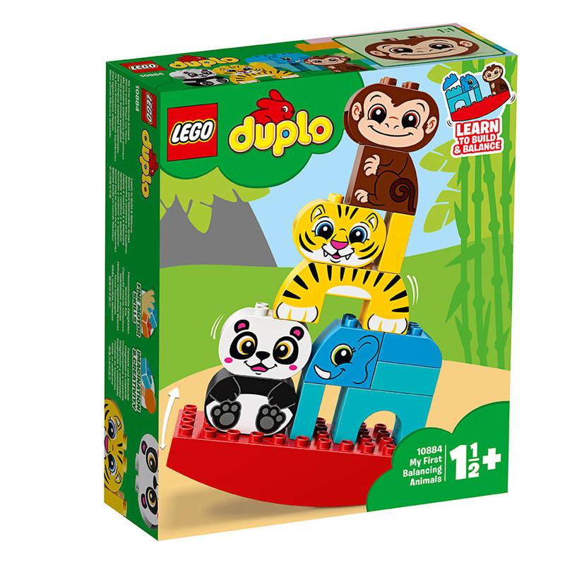 LEGO - Moje Prvé Hojdacie Zvieratká