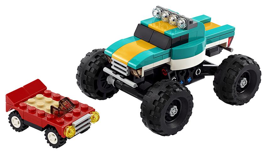 LEGO - Monster Truck