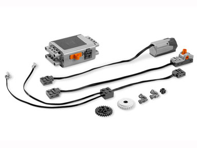 LEGO - Motorová Súprava Power Functions
