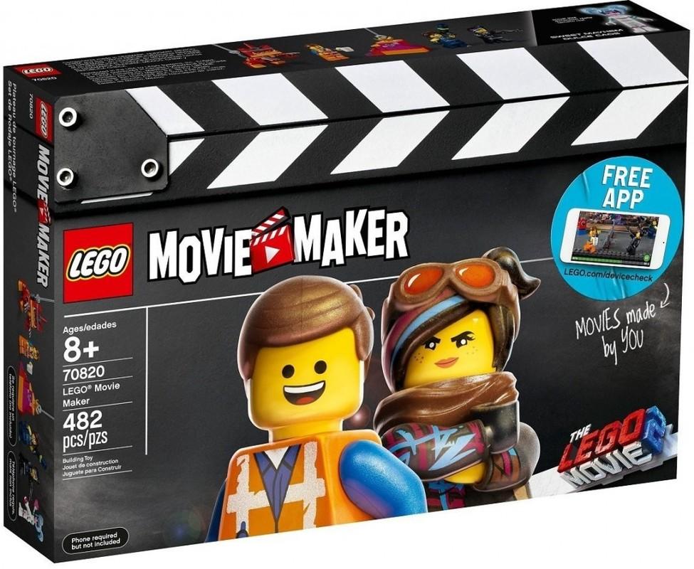 LEGO - Movie 2 70820 Movie Maker