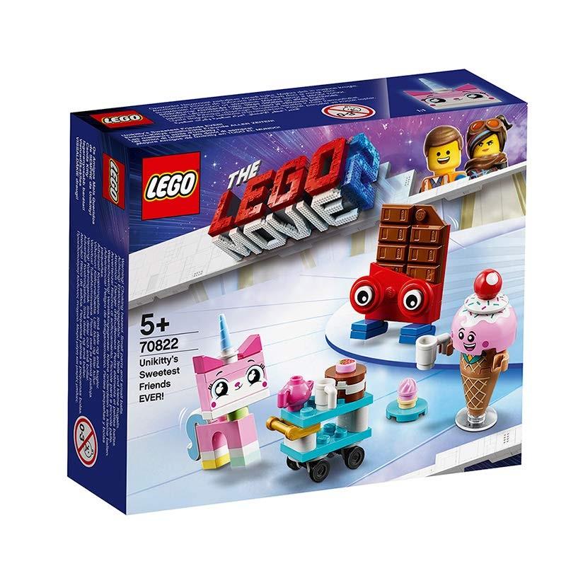 LEGO - Movie 2 70822 Najdrahší priatelia Unikitty!