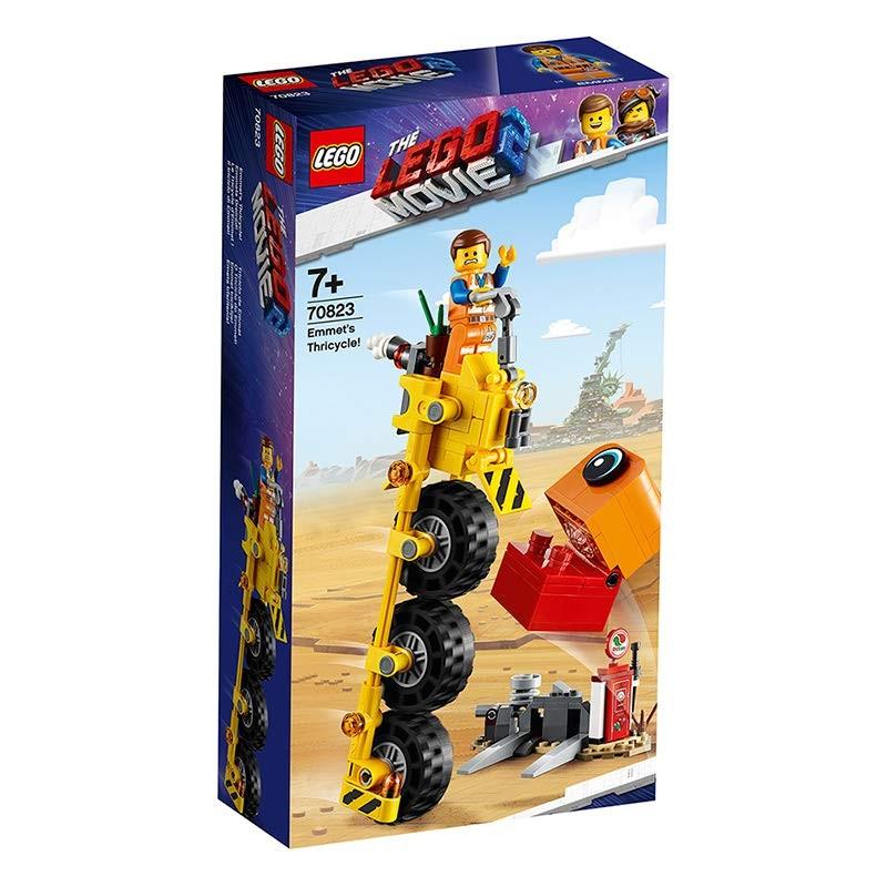 LEGO - Movie 2 70823 Emmetova trojkolka!