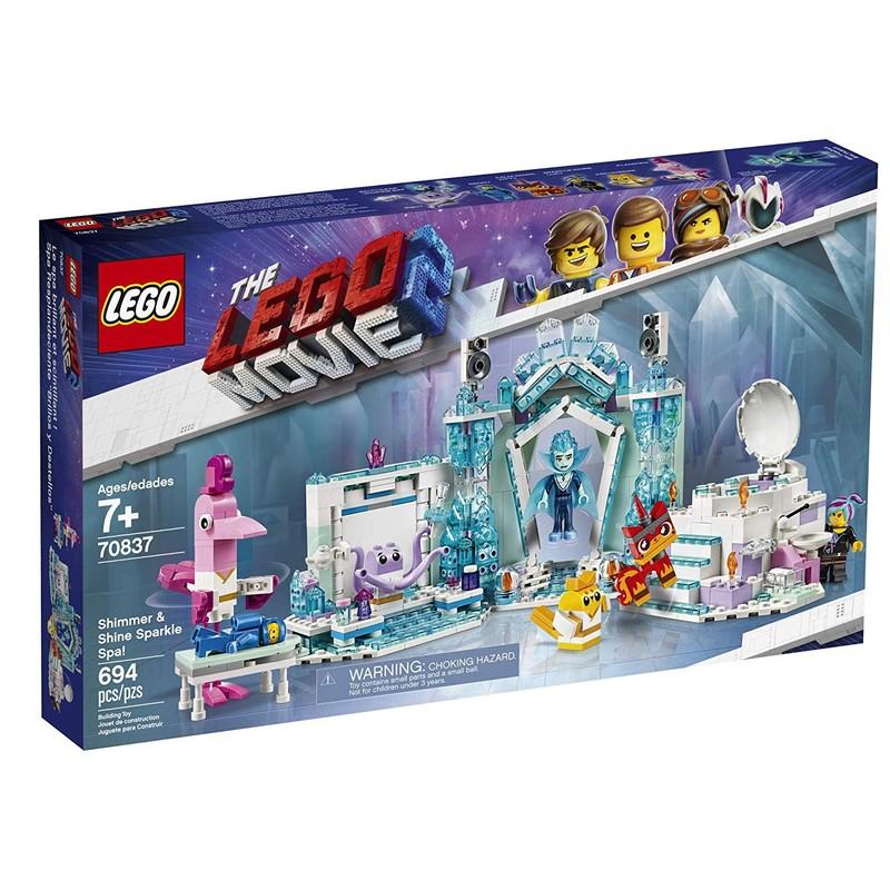 LEGO - Movie 2 70837 Ligotavé a lesklé kúpele