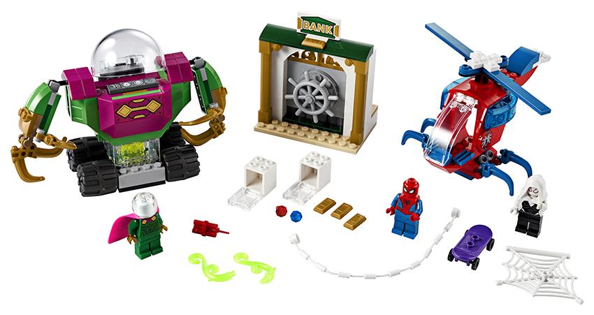 LEGO - Mysteriova Hrozba