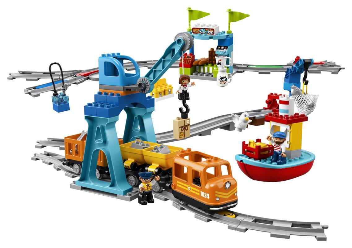 LEGO - Nákladný Vlak
