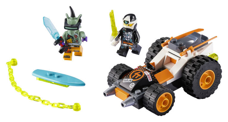 LEGO - Ninjago 71706 Coleovo rýchle auto