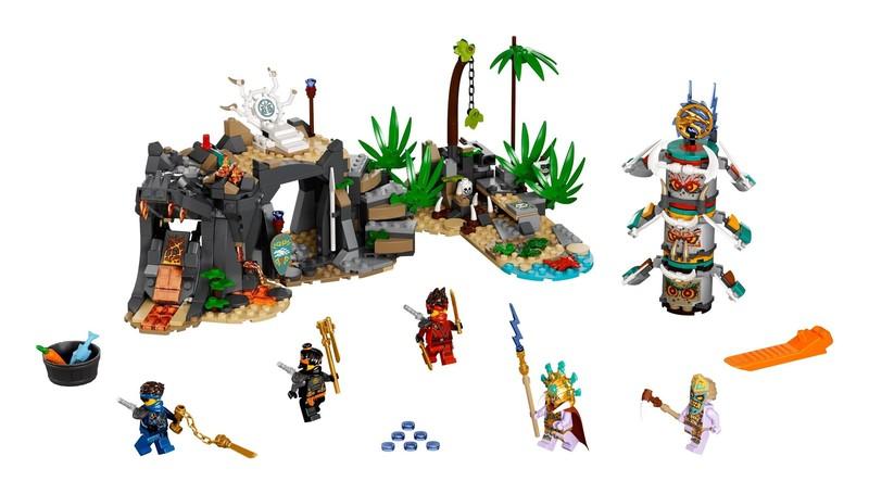 LEGO - Ninjago 71747 Dedina strážcov