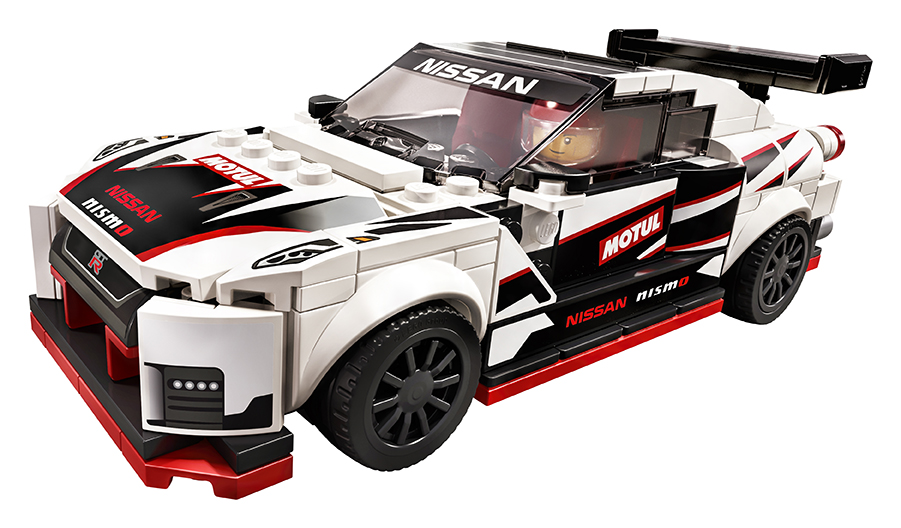 LEGO - Nissan Gt-R Nismo