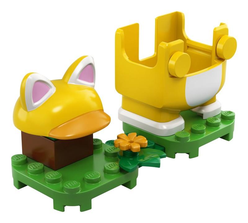 LEGO - Oblek kocúra – vylepšenie pre Mária