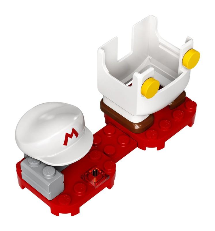 LEGO - Oblek ohňa - vylepšenie pre Mária