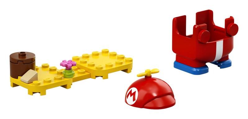LEGO - Oblek s vrtuľou- vylepšenie pre Mária