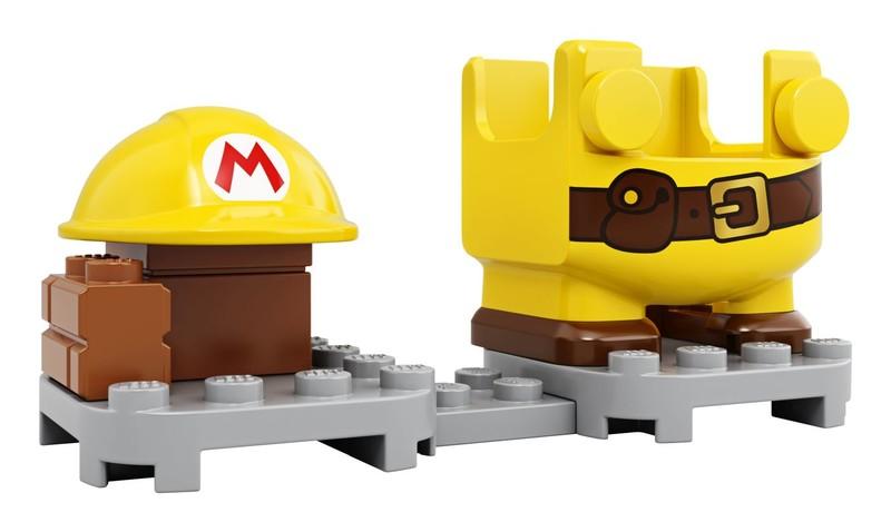 LEGO - Oblek staviteľa – vylepšenie pre Mária