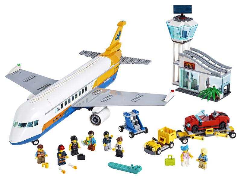 LEGO - Osobné lietadlo