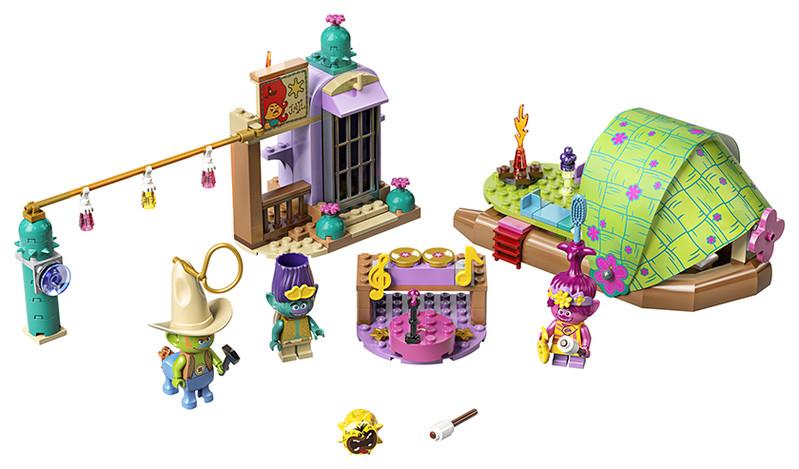 LEGO - Plavba do sveta country