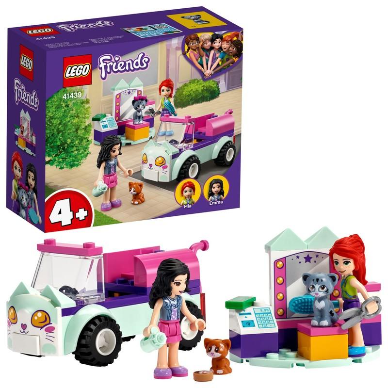 LEGO - Pojazdné mačacie kaderníctvo